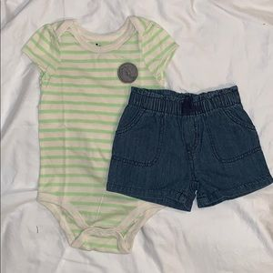 Toddler Girls 2T/24 Months Outfit
